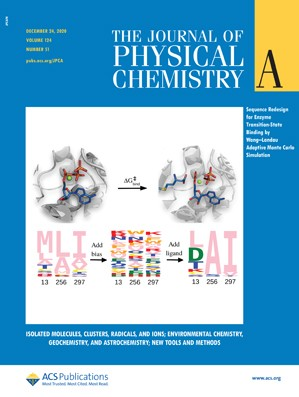 Journal of Physical Chemistry A: Volume 124, Issue 51