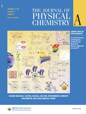 Journal of Physical Chemistry A: Volume 118, Issue 45