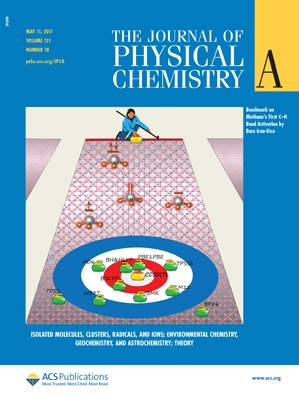 Journal of Physical Chemistry A: Volume 121, Issue 18