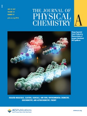 Journal of Physical Chemistry A: Volume 121, Issue 29