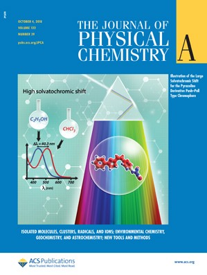 Journal of Physical Chemistry A: Volume 122, Issue 39