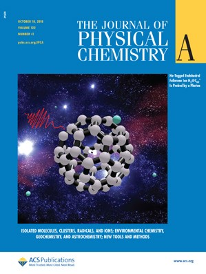 Journal of Physical Chemistry A: Volume 122, Issue 41