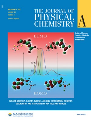 Journal of Physical Chemistry A: Volume 122, Issue 47
