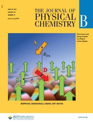 Journal of Physical Chemistry B: Volume 123, Issue 24