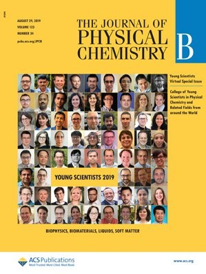 Journal of Physical Chemistry B: Volume 123, Issue 34