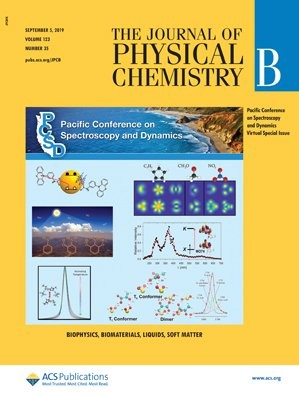Journal of Physical Chemistry B: Volume 123, Issue 35