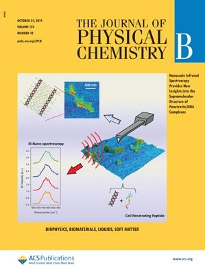Journal of Physical Chemistry B: Volume 123, Issue 42