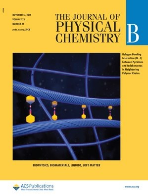 Journal of Physical Chemistry B: Volume 123, Issue 44