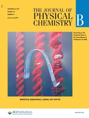 Journal of Physical Chemistry B: Volume 123, Issue 51