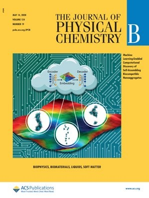 Journal of Physical Chemistry B: Volume 124, Issue 19