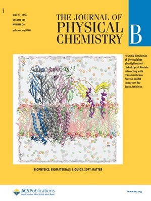 Journal of Physical Chemistry B: Volume 124, Issue 20