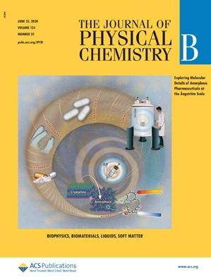 Journal of Physical Chemistry B: Volume 124, Issue 25