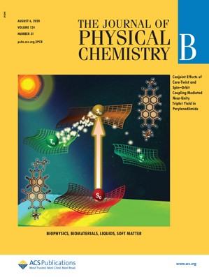 Journal of Physical Chemistry B: Volume 124, Issue 31