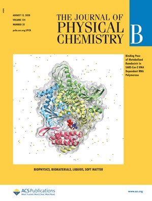 Journal of Physical Chemistry B: Volume 124, Issue 32