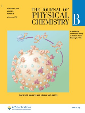 Journal of Physical Chemistry B: Volume 124, Issue 38