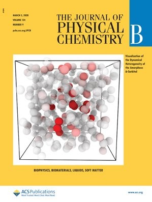 Journal of Physical Chemistry B: Volume 124, Issue 9