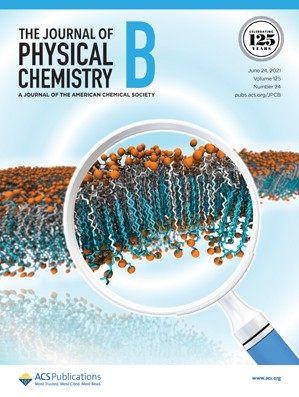Journal of Physical Chemistry B: Volume 125, Issue 24