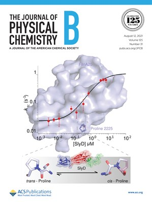 Journal of Physical Chemistry B: Volume 125, Issue 31