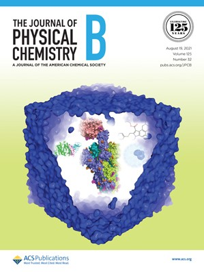 Journal of Physical Chemistry B: Volume 125, Issue 32
