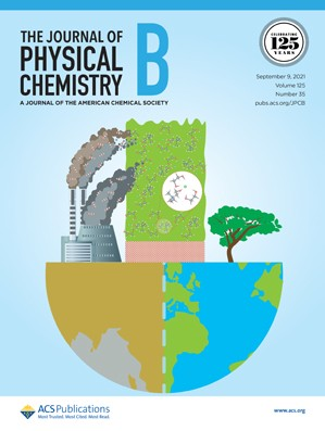 Journal of Physical Chemistry B: Volume 125, Issue 35