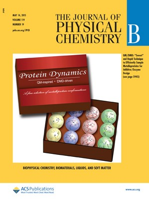 Journal of Physical Chemistry B: Volume 119, Issue 19
