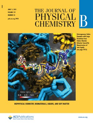 Journal of Physical Chemistry B: Volume 119, Issue 23