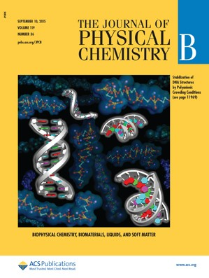 Journal of Physical Chemistry B: Volume 119, Issue 36