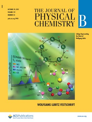 Journal of Physical Chemistry B: Volume 119, Issue 43