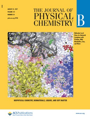 Journal of Physical Chemistry B: Volume 121, Issue 34