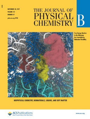 Journal of Physical Chemistry B: Volume 121, Issue 47