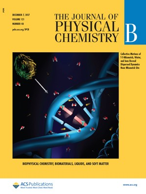 Journal of Physical Chemistry B: Volume 121, Issue 48