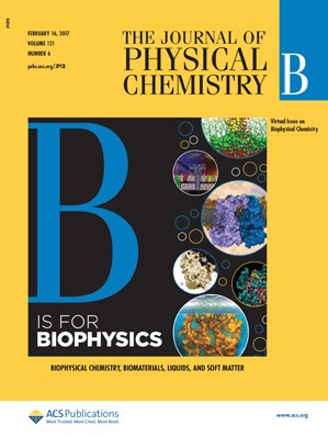 Journal of Physical Chemistry B: Volume 121, Issue 6