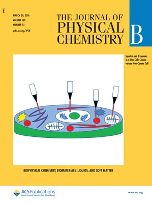 Journal of Physical Chemistry B: Volume 122, Issue 12