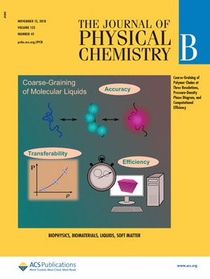 Journal of Physical Chemistry B: Volume 122, Issue 45