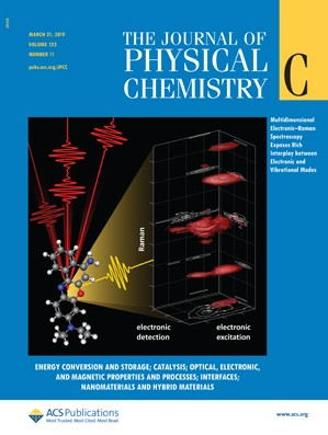 Journal of Physical Chemistry C: Volume 123, Issue 11