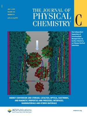 Journal of Physical Chemistry C: Volume 123, Issue 26