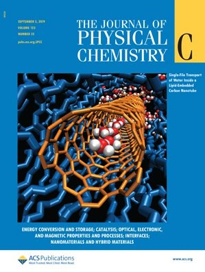 Journal of Physical Chemistry C: Volume 123, Issue 35