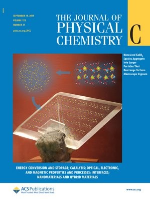 Journal of Physical Chemistry C: Volume 123, Issue 37