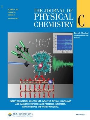 Journal of Physical Chemistry C: Volume 123, Issue 39