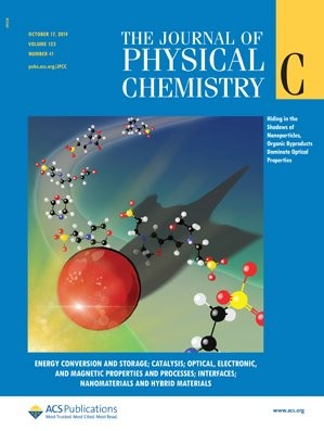Journal of Physical Chemistry C: Volume 123, Issue 41