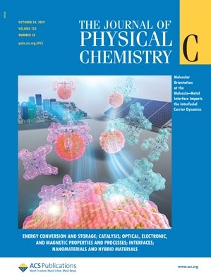 Journal of Physical Chemistry C: Volume 123, Issue 42