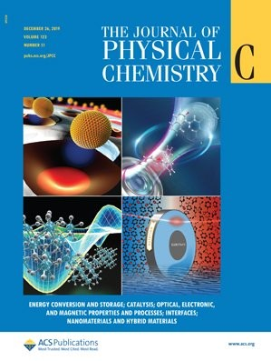 Journal of Physical Chemistry C: Volume 123, Issue 51