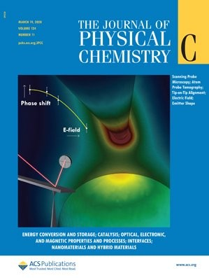 Journal of Physical Chemistry C: Volume 124, Issue 11