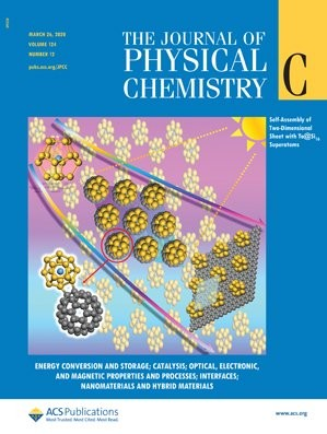 Journal of Physical Chemistry C: Volume 124, Issue 12