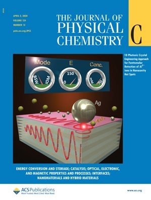 Journal of Physical Chemistry C: Volume 124, Issue 13