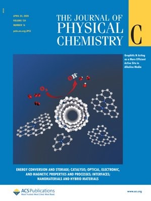 Journal of Physical Chemistry C: Volume 124, Issue 16