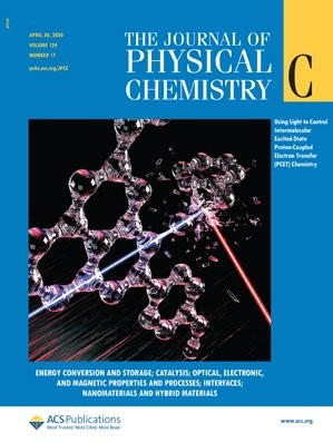 Journal of Physical Chemistry C: Volume 124, Issue 17