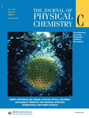 Journal of Physical Chemistry C: Volume 124, Issue 18