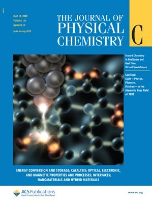 Journal of Physical Chemistry C: Volume 124, Issue 19
