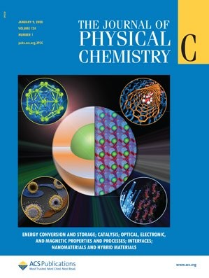 Journal of Physical Chemistry C: Volume 124, Issue 1